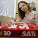 SAT girl