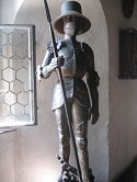 Soldier in Armour