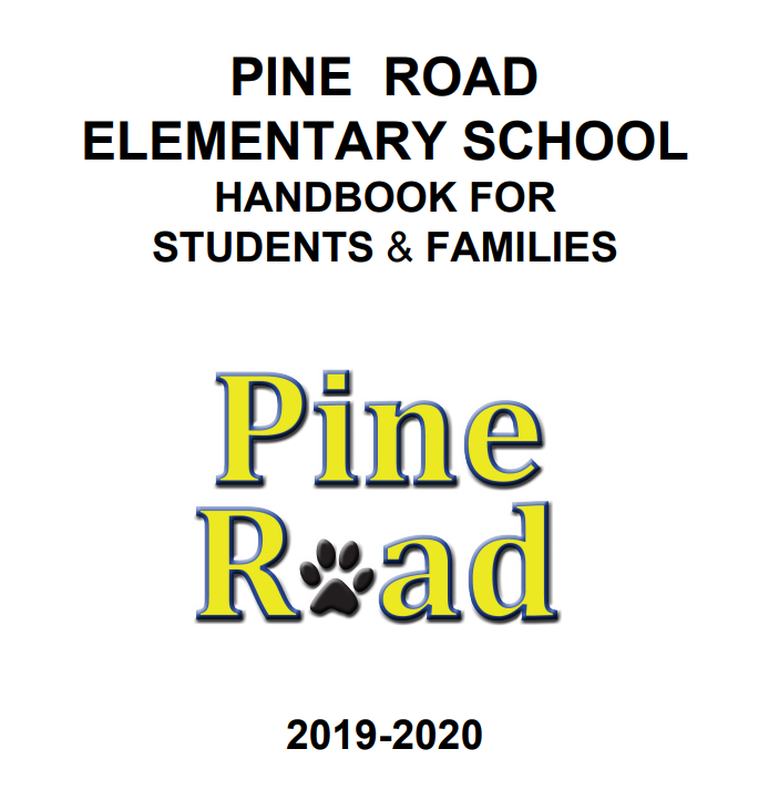 Pine Road Student and Family Handbook