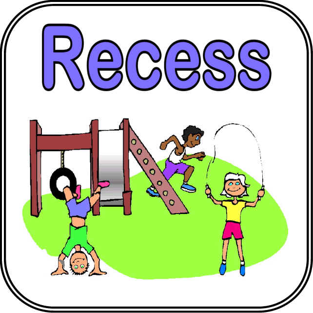 Recess Weather Guidelines -- Information For Parents
