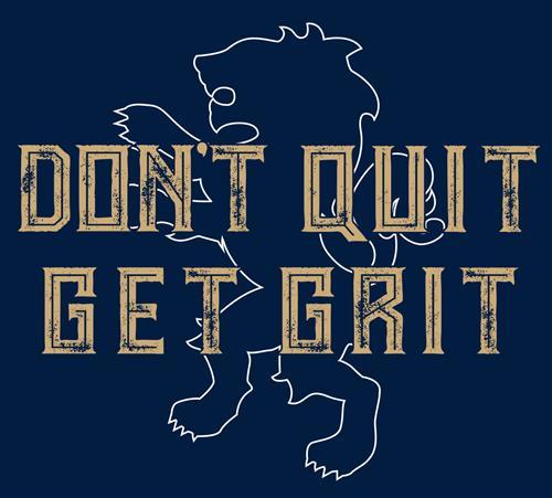 Dont Quit Get Grit